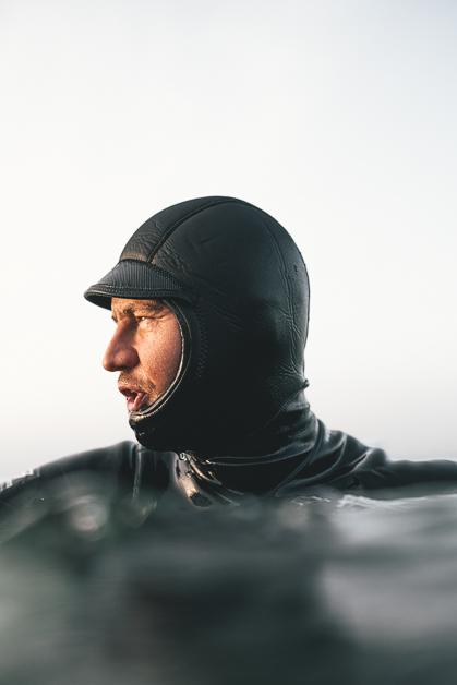 Cold water surfing @mønsklint